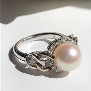 🎉🎉🎉Host Pick!!!Sterling Silver 925 18K YG Ring